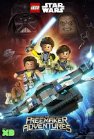 LEGO Star Wars: The Freemaker Adventures (2016) Poster