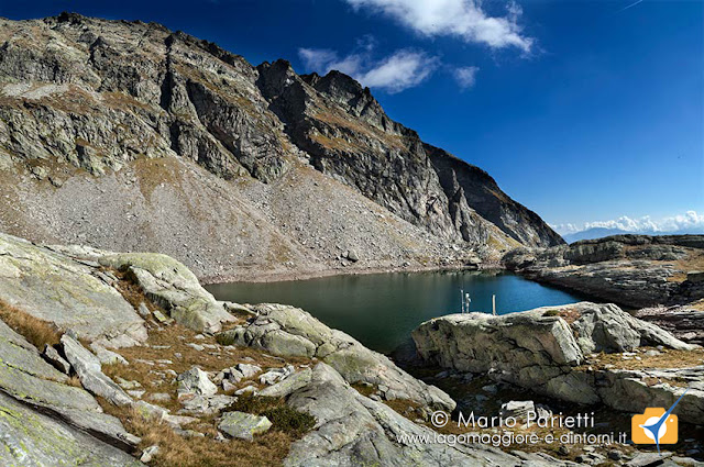 Lago di Paione Superiore