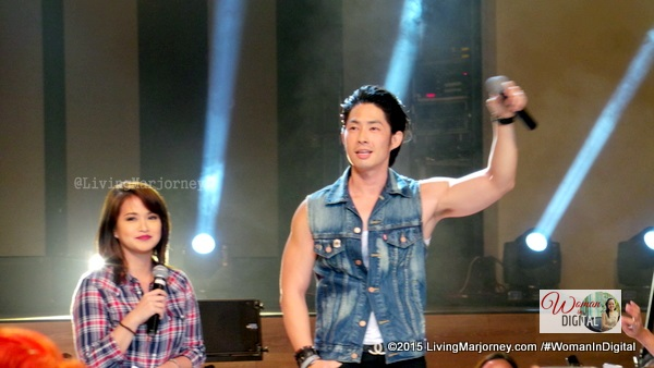 Vanness Wu Performed At The Levi's Women's Denim Collection Launch