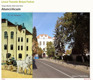 Liceul Teoretic Bolyai Farkas, Tirgu-Mures