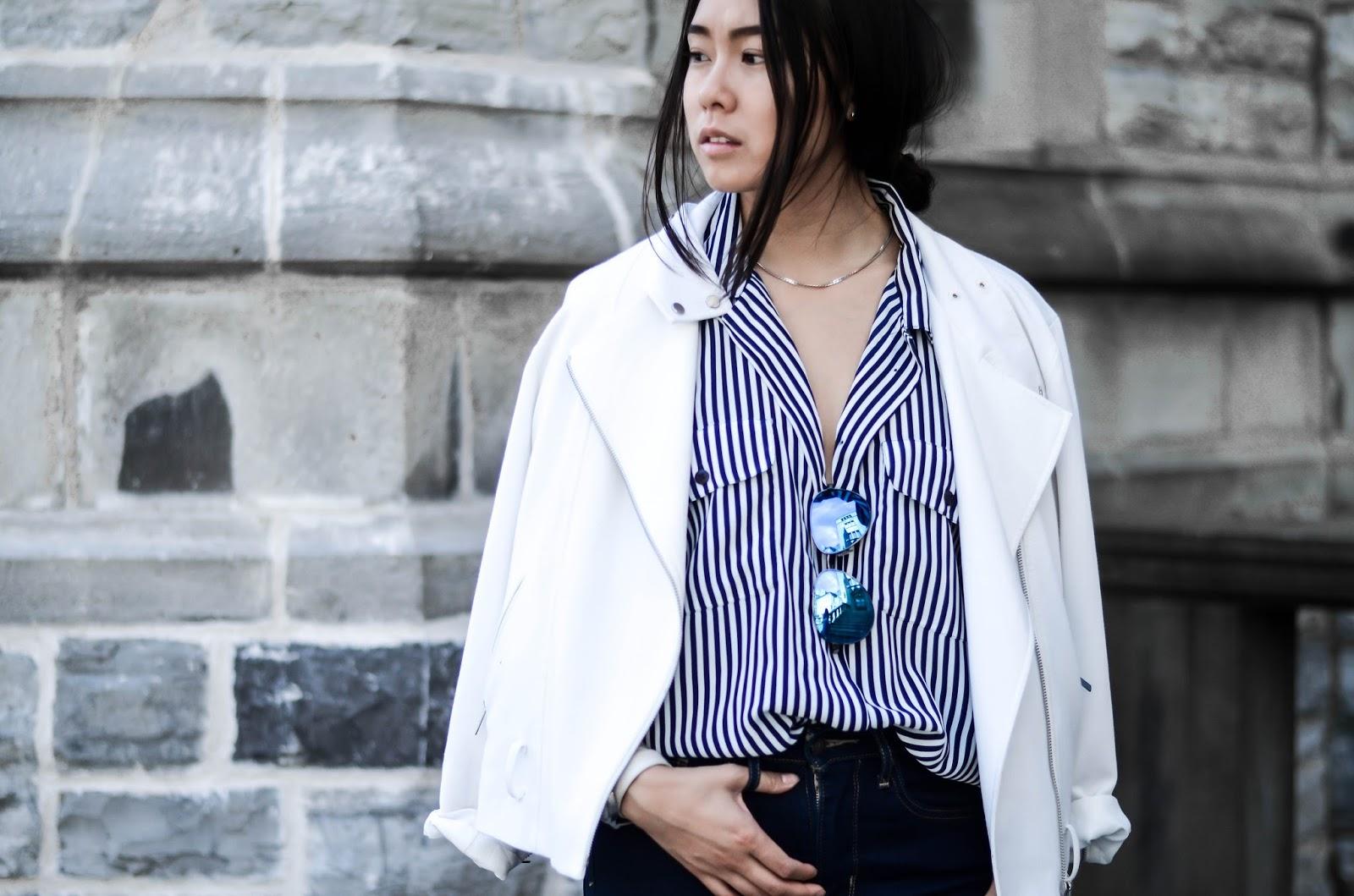 How to Wear Stripes | Sammy Huynn