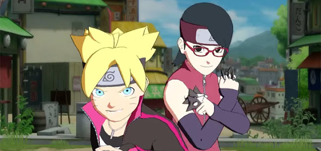 Naruto Shippūden Ultimate Ninja Storm 4 Road to Boruto