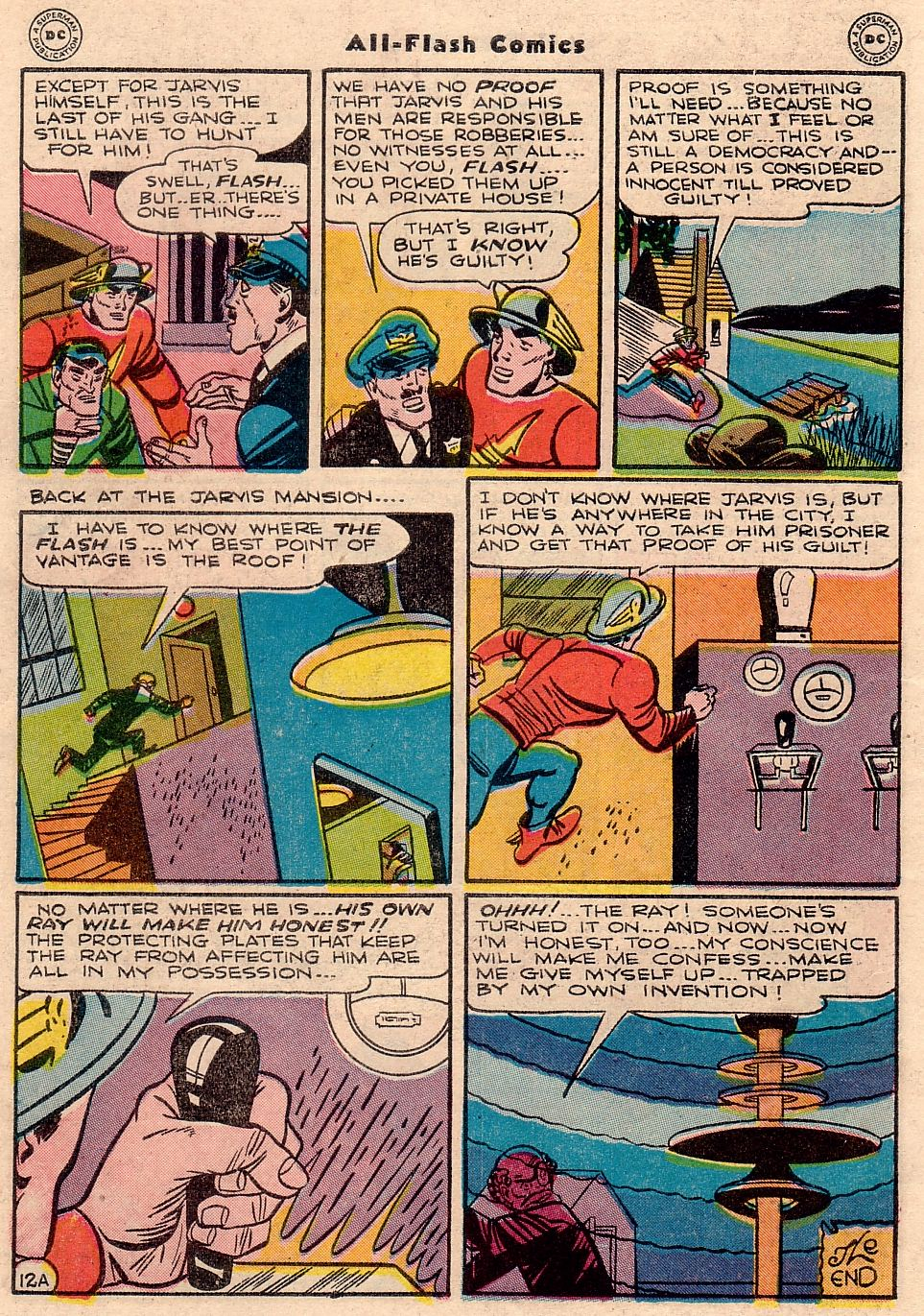 Read online All-Flash comic -  Issue #23 - 13