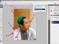 Menghapus Background Foto Dengan Pen Tool