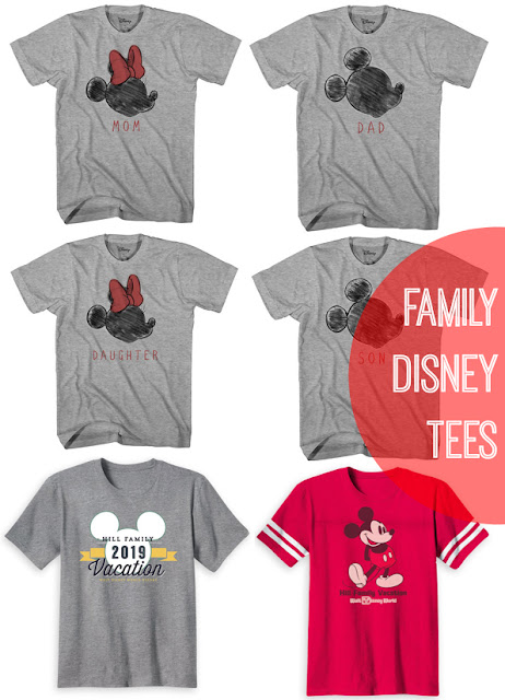 Neutral+modern+trendy+disney+shirts+for+families