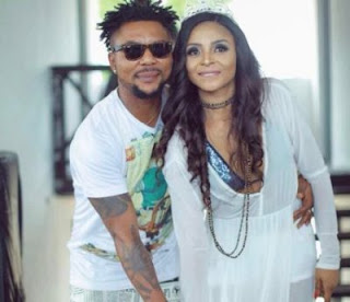 """News: """"Put Some Respect On My Name"""" – Oritsefemi's Wife Clapbacks At Accuser On I.G"""
