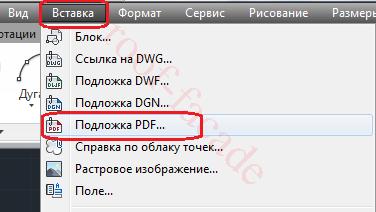 PDF-AutoCAD