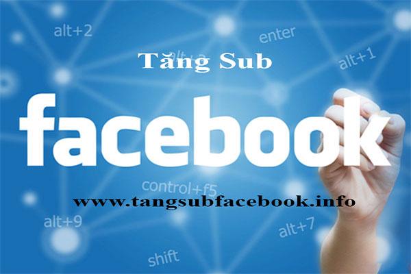 Trào lưu tăng người theo dõi facebook hiện nay