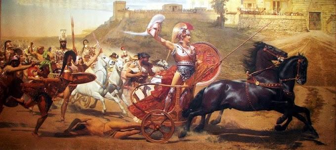Mitos e Lendas: Aquiles e a Guerra de Tróia
