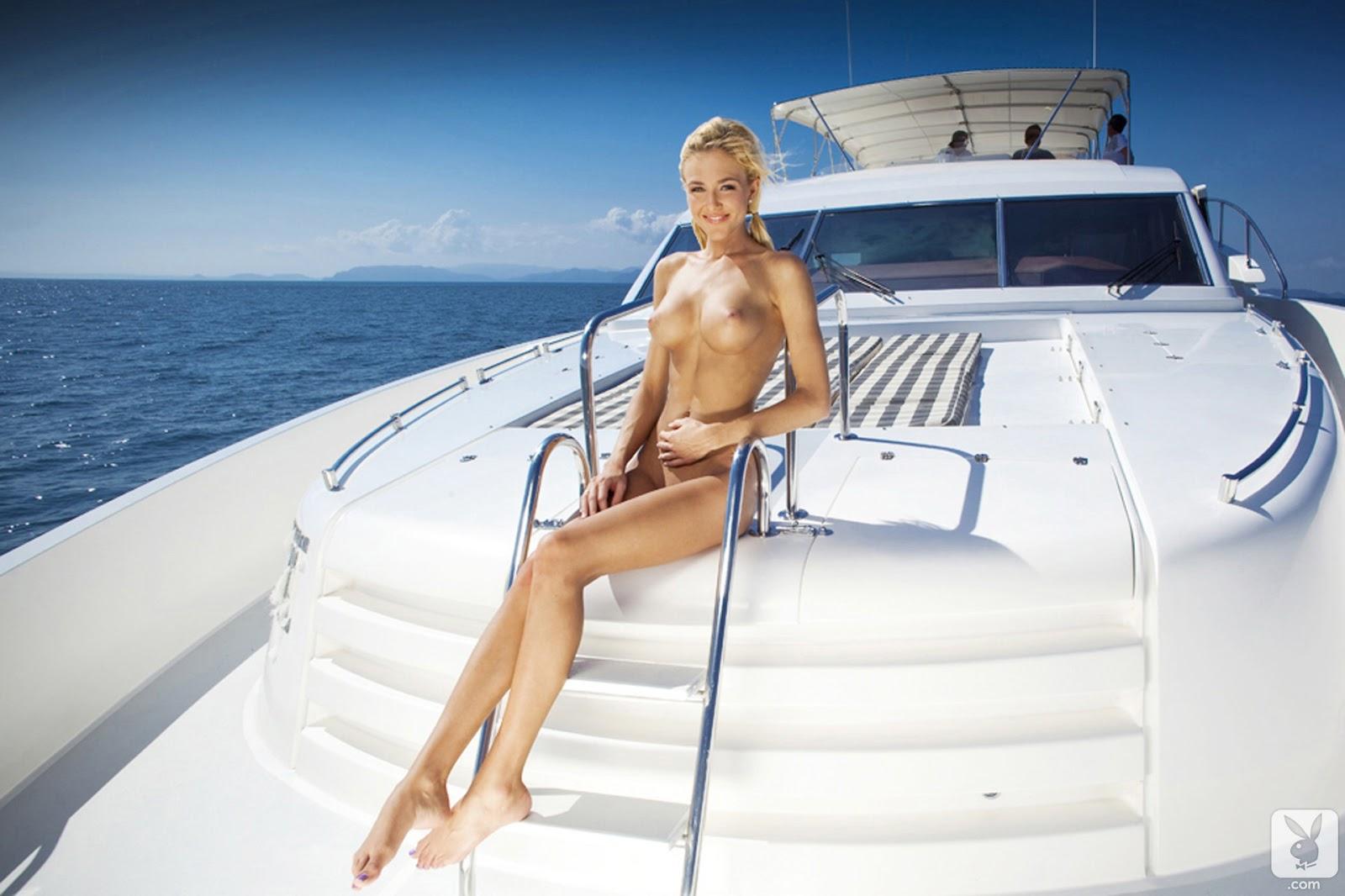 голые телки на яхте найти - 9