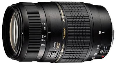 lensa tamron untuk kamera dslr canon terbaru