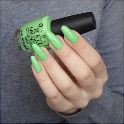 OPI - You are do outta lime