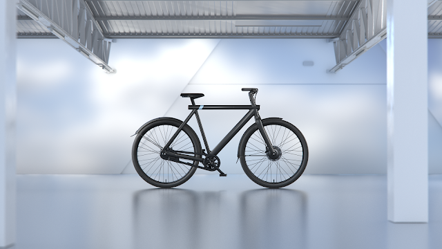 Cars Reflect the Rat Race of The Past in VanMoof's first TV Commercial