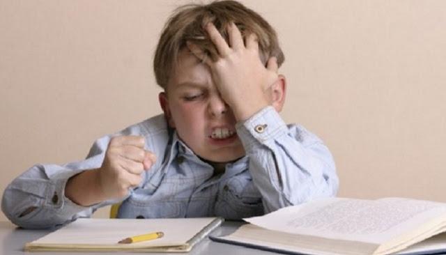 Tujuh Tips Berikut Ampuh Tuk Atasi Masalah Takut Ujian Pada Anak