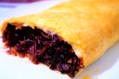 ricetta filetto wellington vegan