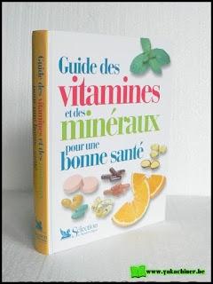 livre sur la santé, voyez yakachiner.be