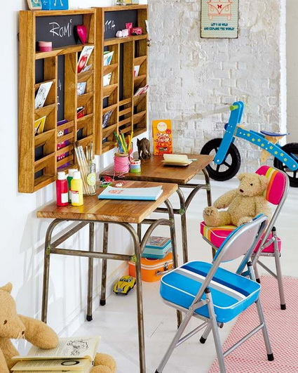 Ideas for children's study areas 4