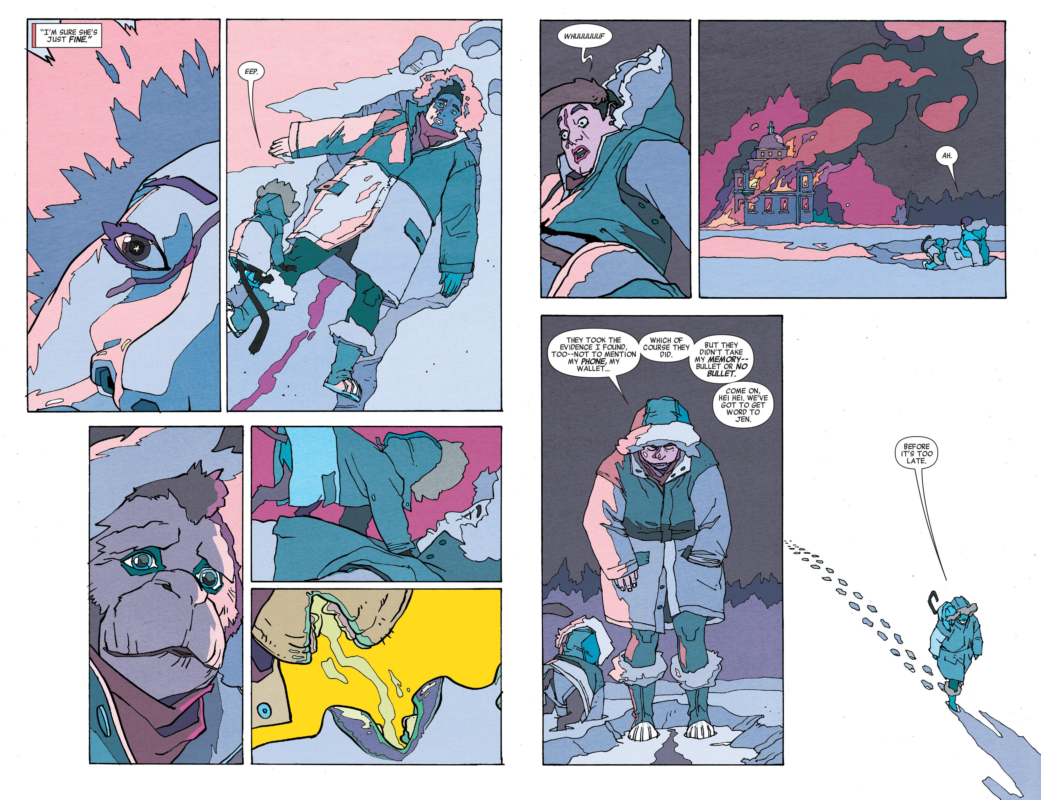 Read online She-Hulk (2014) comic -  Issue #6 - 5