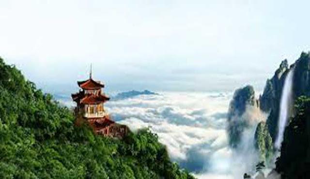 Baiyun Montain