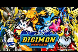 Download Game Digimon Heroes Mod apk V1.0.18 For Android