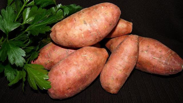 vegetable, sweet patato