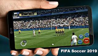 لعبة فيفا FIFA Soccer 2019 للاندرويد Android