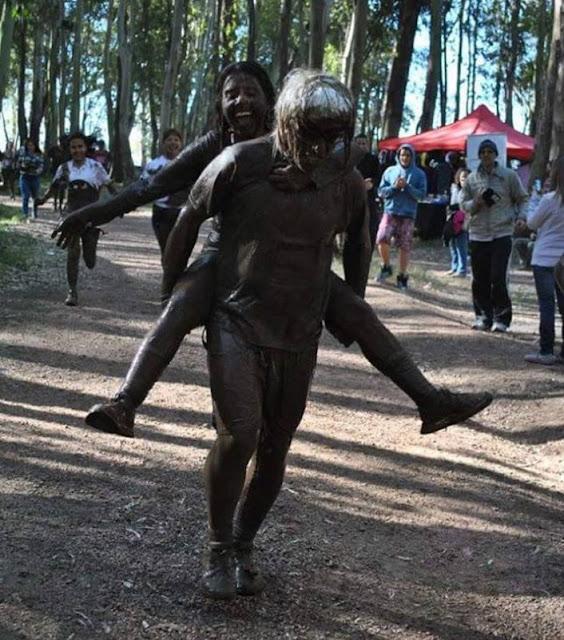 8k Obstáculos de El Cantero (Punta Espinillo, Montevideo, 20/nov/2016)