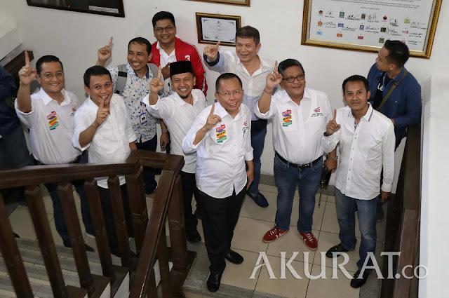 Kubu Jokowi Konsisten Tidak Menyerang Pribadi Lawan