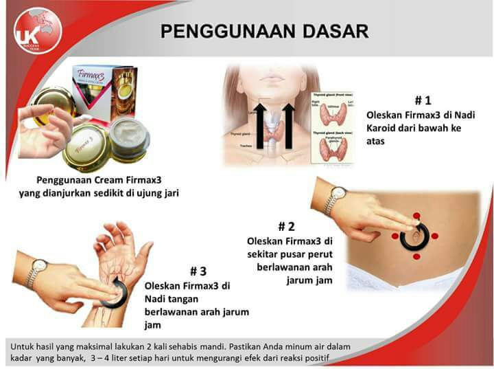 Firmax3 Cream - Terapi Hormon No 1 Dunia - Produk Rf3world ...
