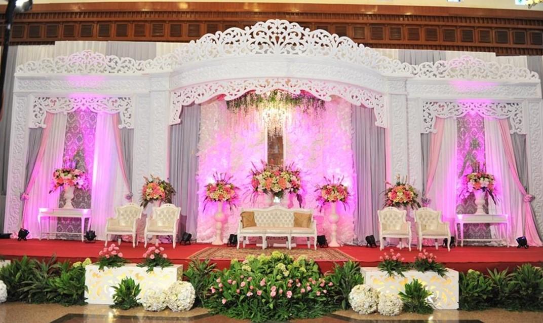 Dekorasi Dekorasi Pernikahan Jawa Tengah