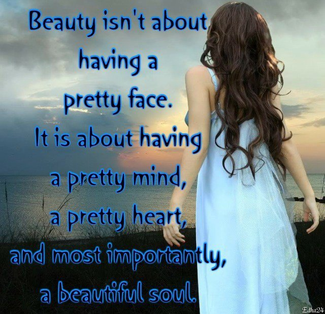Inner Beauty Quotes Wallpapers 1