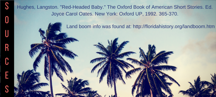 Summary of Langston Hughes' Red-Headed Baby Sources