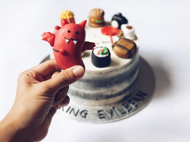 Monicebakes - Evilbean review Singapore