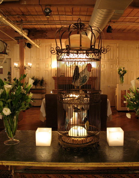 Scrumpdillyicious: The Fifth Grill & Terrace: A Romantic