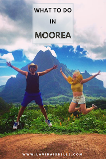 What to do in Moorea, Tahiti