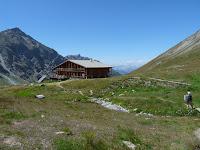 ケイラ二日目:アグネルの山小屋 Refuge d'Agnel