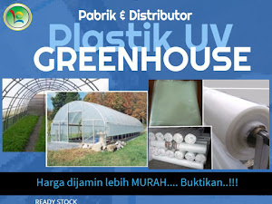 Plastik Atau Beling Untuk Atap Rumah Flora (Greenhouse) Anda