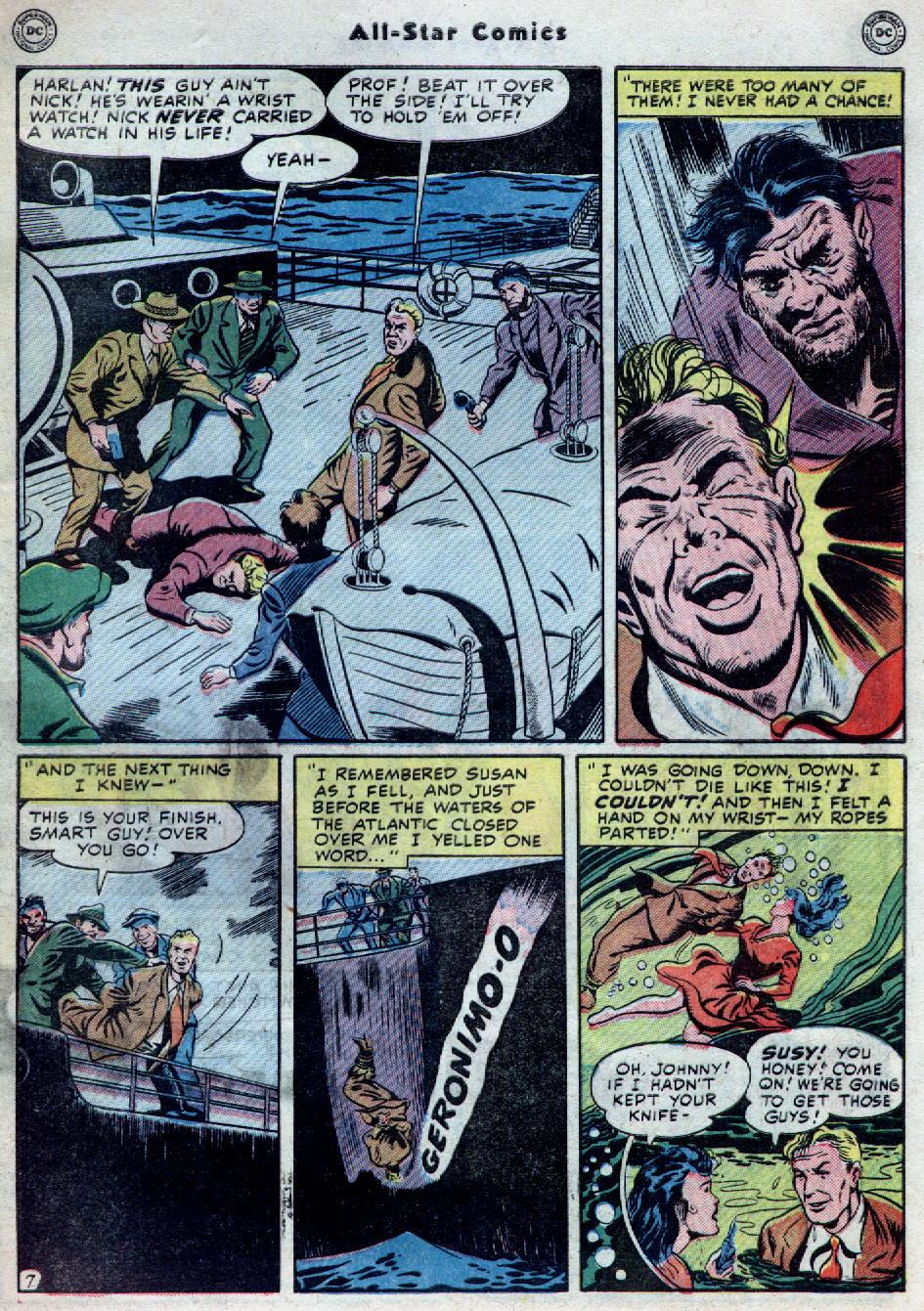 Read online All-Star Comics comic -  Issue #55 - 47