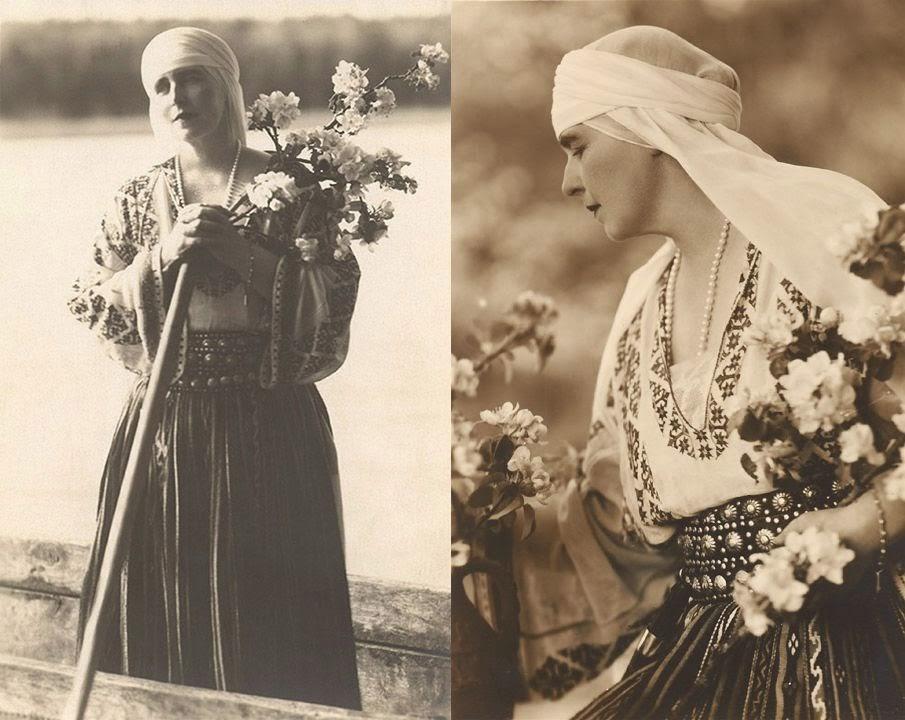 TARII MELE SI POPORULUI MEU – ultima scrisoare a Reginei Maria a Romaniei, aparuta in Frontul Marasesti, august-septemvrie 1938
