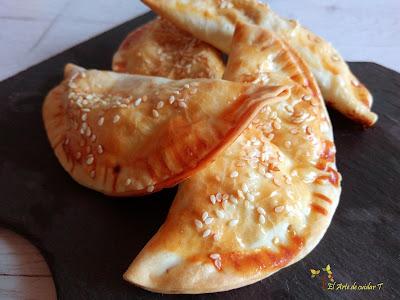 receta empanadillas de calabacín