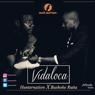 Hunter Nation X Bushoke - VIDALOCA