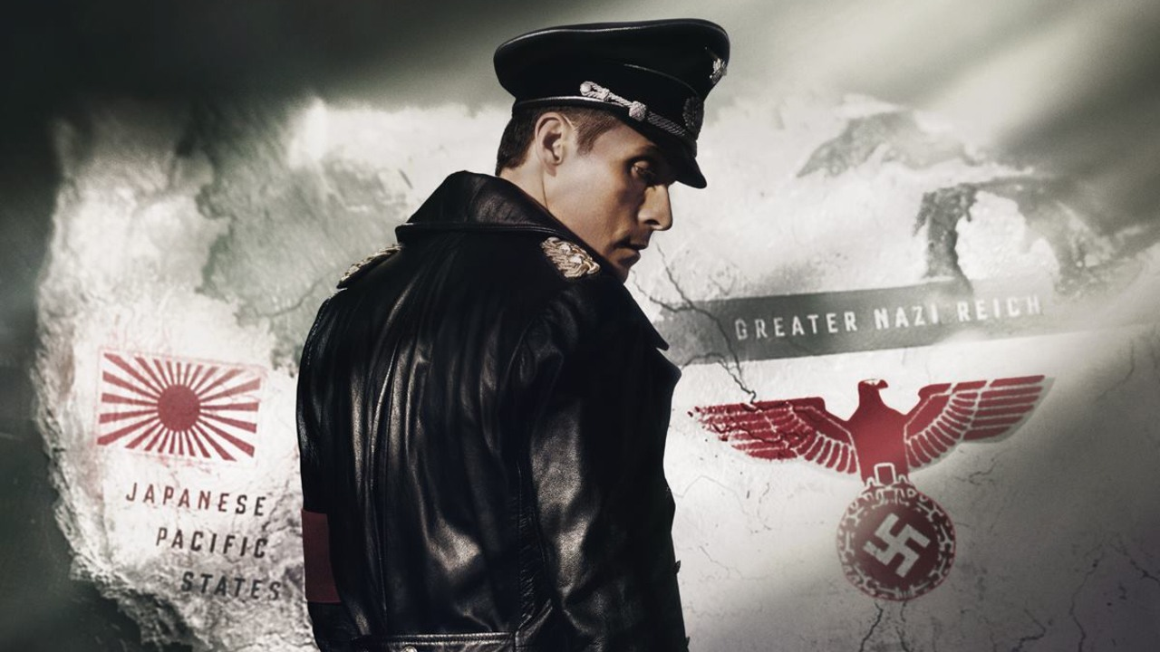Póster de 'The Man In the High Castle' con Smith