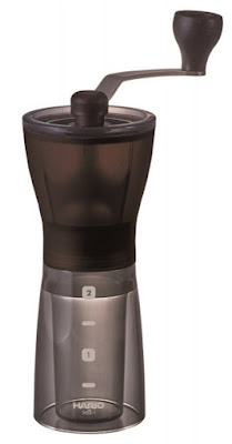 Hario Mini Mill Slim Plus Coffee Grinder