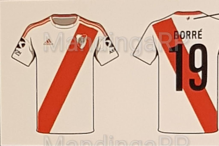 ad3a5ead079 River Plate 19-20 Home Kit Leaked - Footy Headlines