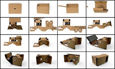 Cardboard Google