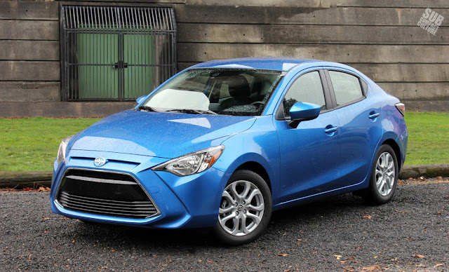 Scion iA - Subcompact Culture