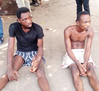 Basketmouth Robbers Nabbed