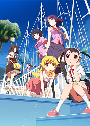 Monogatari Series: Second Season [26/26] [HD] [MEGA]
