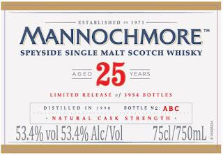 Mannochmore 25