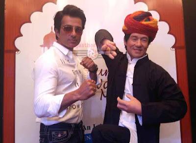 Jackie Chan, Wax Figure, Sonu Sood, Nahargarh Fort, Jaipur, Wax Museum